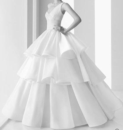 Пышное свадебное платье сочетающие в