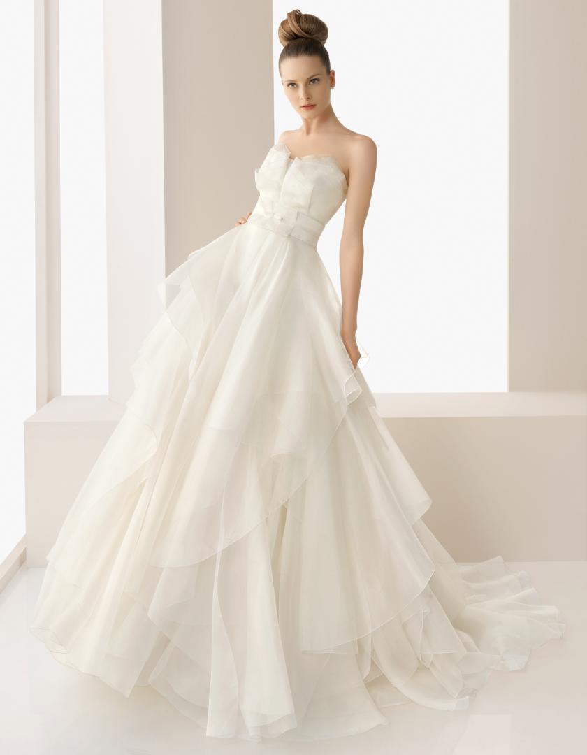 Свадебные платья люкс